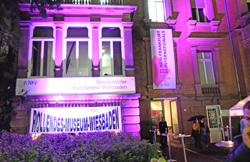 Nassauischer Kunstverein- Ansicht von 2015. Foto: Diether v. Goddenthow