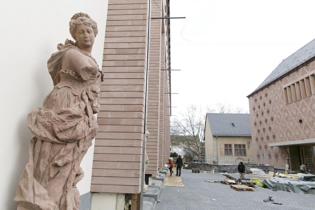 Schauspielkunst Skulpturengalerie ® HMF Stefanie Kösling