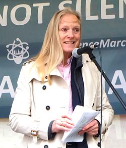 Professorin Dr. Brigitta Wolff, Präsidentin der Universität in Frankfurt. Foto: Diether v. Goddenthow