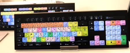Die umfunktionierte PC-Tastatur mag  Symbol sein des Wandels der wachsenden Bedeutung von Digitalisierung beim Musikmachen. Foto: Diether v. Goddenthow