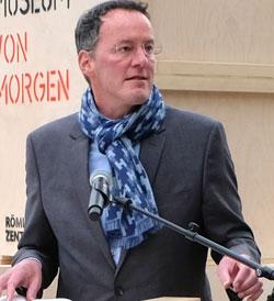 Michael Ebling, Oberbürgermeister der Landeshauptstadt Mainz Foto: Diether v. Goddenthow © atelier-goddenthow