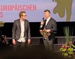 Preis der Internationalen Filmkritik für den Besten Dokumentarfilm ging an Ivan Ramljaks (r.) KINOINSELN Foto: Diether v. Goddenthow