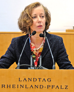 Prof. Dr. Beate Reifenscheid-Ronnisch, Präsidentin von ICOM Deutschland – Deutsches Nationalkomitee des Internationalen Museumsrates. Foto:. D. v. Goddenthow © atelier-goddenthow