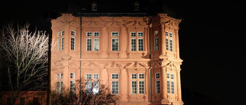 Zum letzten Mal ist die Sammlung des Römisch-Germanischen-Zentralmuseum im Mainzer Schloss am 10. Juni, der Nacht der Museen Mainz zu sehen. Foto: Diether v. Goddenthow