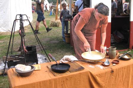 Römisch kochen. Foto:.  © atelier-goddenthow