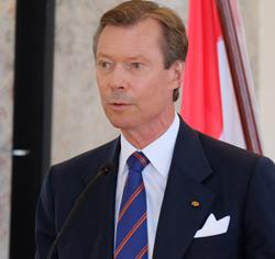 Seine Königliche Hoheit Henri Großherzog von Luxemburg. Foto: Diether v. Goddenthow