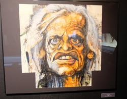 Klaus Kinski © Frank Hoppmann Foto: Diether v. Goddenthow