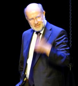 Prof. Dr. Harald Lesch, ZDF-Wissenschafts-Moderator, Buchautor und Bayerisches Klima-Ratsmitglied. Foto: Diether v. Goddenthow