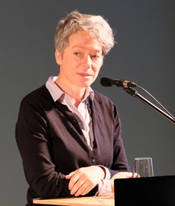 Kulturdezernentin Dr. Ina Hartwig. Foto: Diether v. Goddenthow