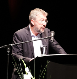 Hubert Spiegel, FAZ Feuilleton. Foto: Diether v. Goddenthow