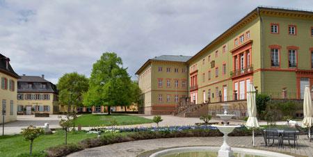 Schloss Herrnsheim in Worms © GDKE Rheinland-Pfalz (Foto: Jürgen Ernst)