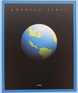 Fred Tödter alias Tetsche, erster Preis. America first.