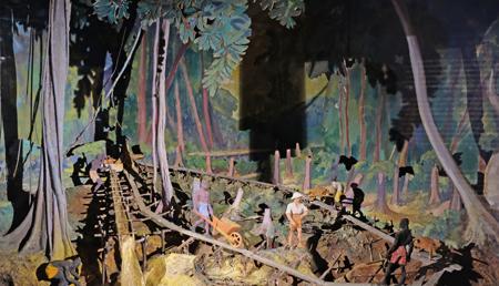 Das Gold des Regenwaldes,  G.-M. Salgé um 1939.  Foto: Diether v. Goddenthow
