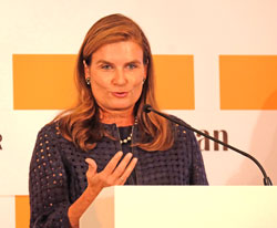 Jury-Mitglied Professor Ann-Kristin Achleitner. Foto: Diether v. Goddenthow