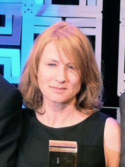 Corinna Harfouch , Beste Schauspielerin. Foto: Diether v. Goddenthow
