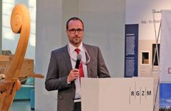 Staatssekretär Clemens Hoch, Chef der Staatskanzlei.Foto: Diether v. Goddenthow