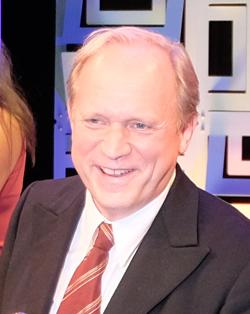 Ulrich Tukur, Ehrenpreis des Hessischen Ministerpräsidenten. Foto: Diether v. Goddenthow