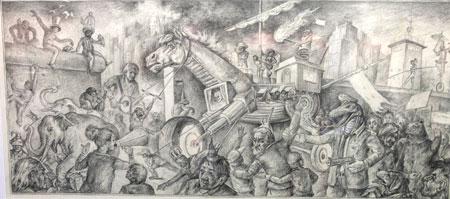 """""""Trojanische Freiheit""""  Thomas Bühler"""