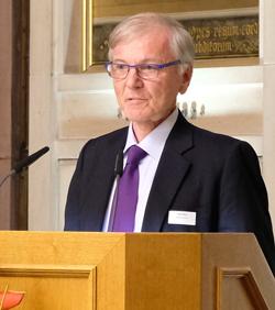 Stefan Messer, Vizepräsident IHK Frankfurt a. Main. Foto: Diether v. Goddenthow