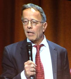 Professor Manfred Beutel, Direktor der Poliklinik für Psychosomatische Medizin und Psychotherapie.Foto: Diether v. Goddenthow