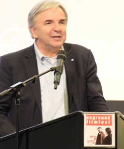 , Dr. Helmut Müller, Geschäftsführer des Kulturfonds Frankfurt RheinMain. Foto: Diether v. Goddenthow