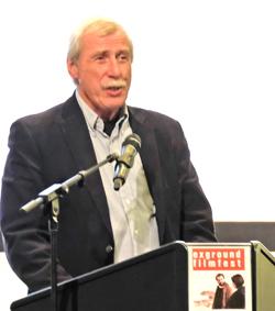 Stadtrat Helmut Nehrbaß in Vertretung der Stadt Wiesbaden. Foto: Diether v. Goddenthow