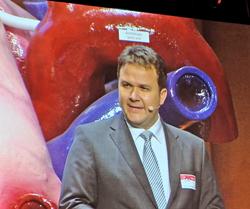 Prof. Dr. med. Philipp Wild, Leiter der Gutenberg-Gesundheitsstudie.Foto: Diether v. Goddenthow