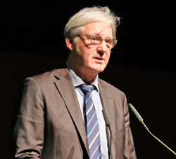 Oberbürgermeister Jochen Bartsch. Foto: Diether v. Goddenthow