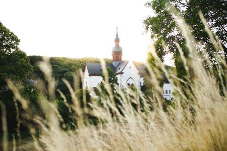 Impressionen Kloster Eberbach. Foto: Hannah Meinhardt