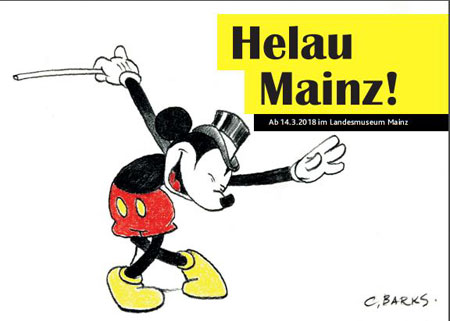 Copyright /Fotos: Disney/Courtesy Sammlung Reichelt & Brockmann