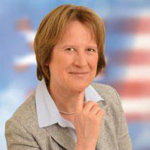 Karin Wolff (Darmstadt), Sprecherin und Mitglied im Arbeitskreis Wissenschaft und Kunst der CDU-Fraktion im Hessischen Landtag, Karin Wolff.