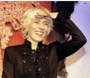 Varieté-Direktorin Margareta Dillinger