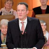 Oberbürgermeister Michael Ebling. Foto: Diether v. Goddenthow