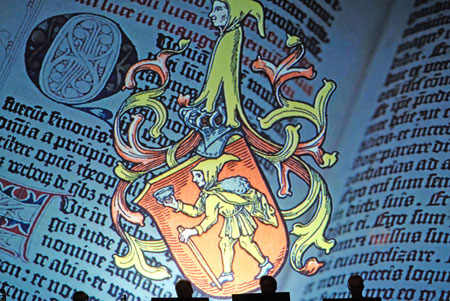 Das Gutenberg'sche Wappen