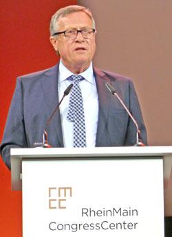 Wirtschaftsdezernent Detlev Bendel.© Foto: Heike v. Goddenthow