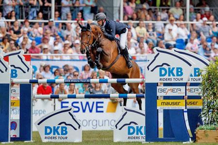 Titelverteidiger Holger Wulschner tritt auch 2018 wieder im Biebricher Schlosspark an.  Foto: Sportfotos-Lafrentz.de