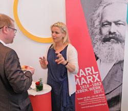 Ein wenig Werbung für die große Karl-Marx-Landesausstellung vom 5.5. bis 21.10.2018 in  Trier