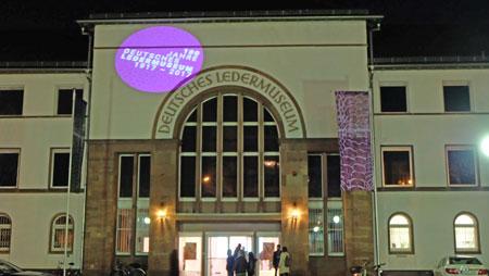 Ledermuseum Offenbach, feierte im vergangenem Jahr sein 100jähriges Bestehen. © Foto: Diether v. Goddenthow
