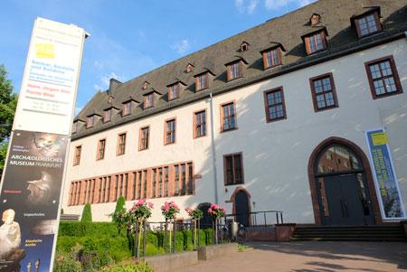 Institut für Stadtgeschichte. © Foto: Diether v. Goddenthow