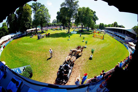 Das Rundum-Pfingst-Erlebnis, das Internationale Wiesbadener PfingstTurnier – es geht los!  Foto: WRFC/J.Toffi