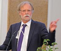 Prof. Dr. Dr. h. c. Volker Mosbrugger, Generaldirektor der Senckenberg Gesellschaft für Naturforschung. © Foto: Diether v. Goddenthow