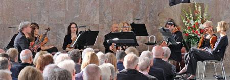 Neue Frankfurter Philharmonie. © Foto: Diether v. Goddenthow