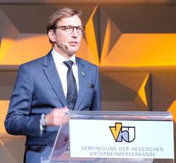 VhU-Präsident Wolf Matthias Mang. © Foto: Diether v. Goddenthow