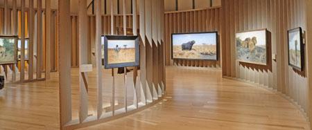 Ausstellungs-Impression © Foto: Diether v. Goddenthow