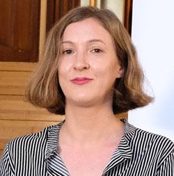 Prominentester Gast war die frisch gekürte Trägerin den Deutschen Buchpreises 2018 Inger Maria Mahlke. © Foto: Diether v. Goddenthow