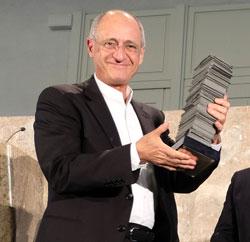 Hochhauspreis-Sieger 2018 Benjamín Romano lebt und arbeitet als Architekt in Mexiko-Stadt und ist Gründer des Architekturbüros LBR&A. © Foto: Diether v. Goddenthow