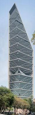 Torre Reforma ©  DAM