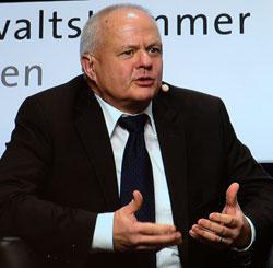 Pharmazierat Dr. Andreas-Georg Kiefer, Präsident der Landesapothekenkamm Rheinland-Pfalz. © Foto: Diether v. Goddenthow