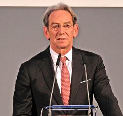 IHK-Präsident Prof. Dr. Mathias Müller. © Foto: Diether v. Goddenthow
