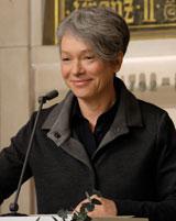 Kulturdezernentin Dr. Ina Hartwig. © Foto: Diether v. Goddenthow